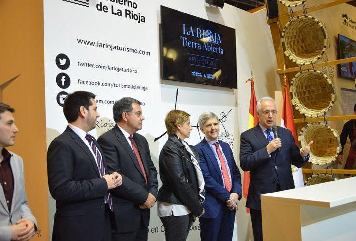 La Rioja Tierra Abierta FITUR