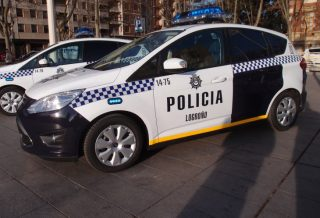policia local de Logroño