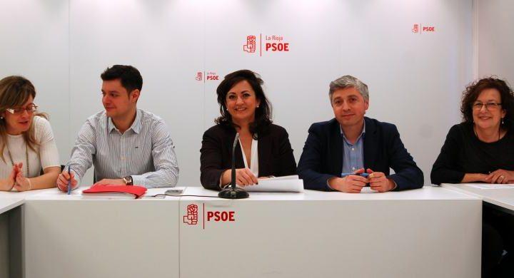 Enmiendas parciales del PSOE