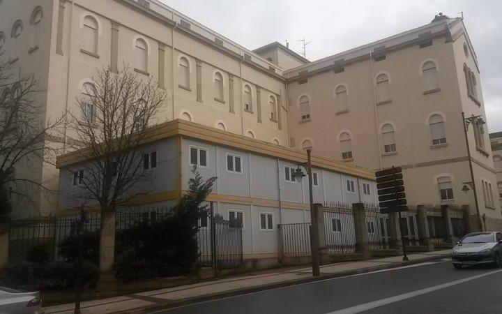 CASETAS DEL HOSPITAL DE LA RIOJA