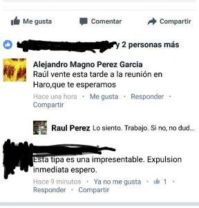 facebook- Podemos
