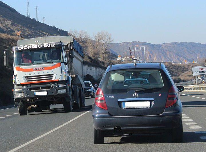 N-232 en La Rioja