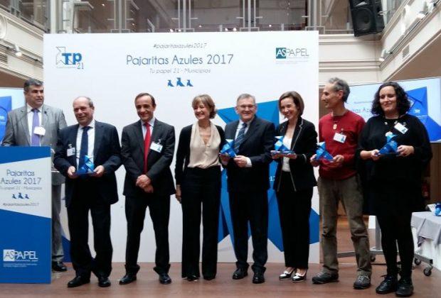 Premios Pajaritas
