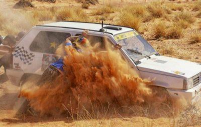 rally Desert Trophy 2017