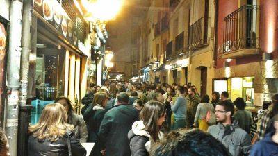 Poblacion de Logroño