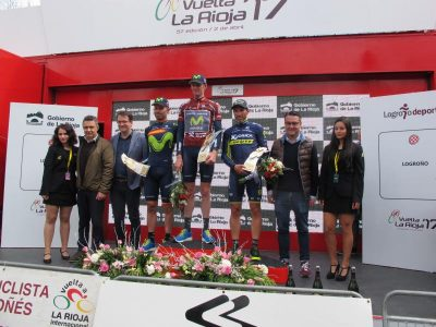 Vuelta Ciclista LR