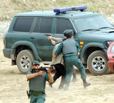 La Unidad de Acción Rural de la Guardia Civil