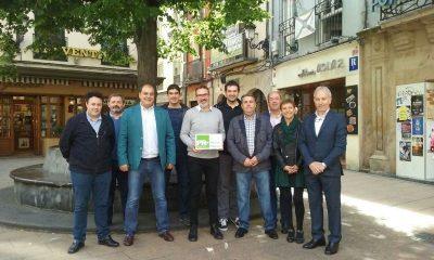 Rubén Antoñanzas y acompañantes 1