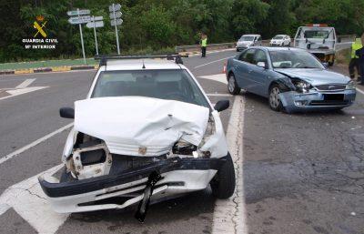 Uno de los accidentes