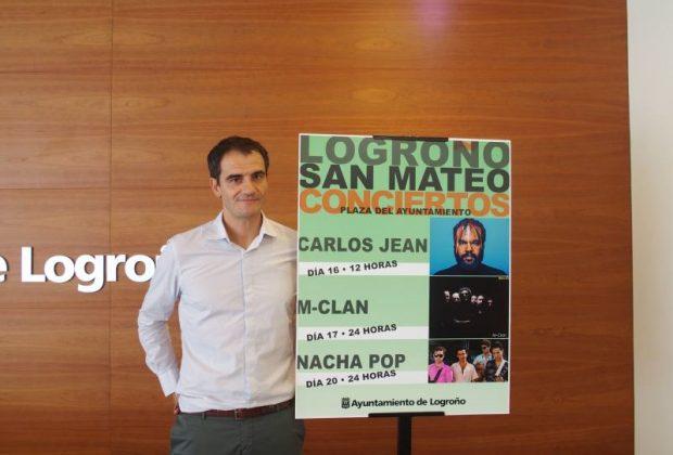 Conciertos San Mateo 2017
