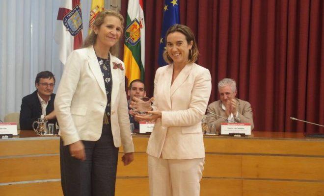 Infanta Elena, premios Mapfre