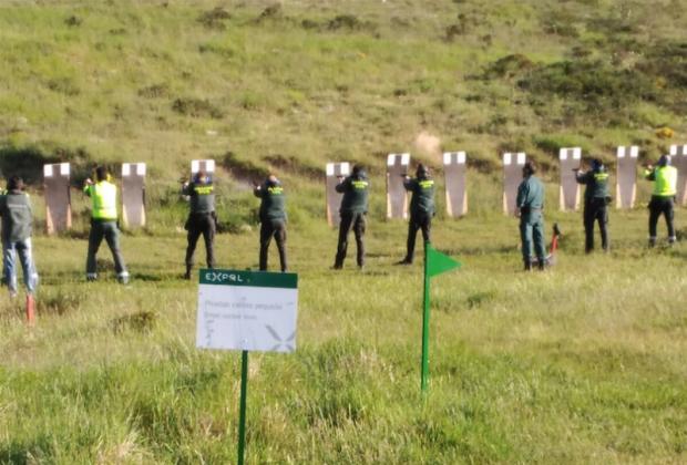 Practicas de tiro