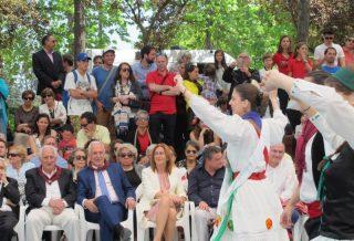 Presidente Chile colectividad riojana2