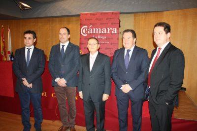Camara de Comercio, premios a la internacionalización