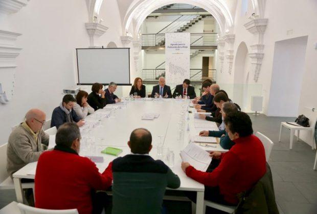 Reunión Mesa Alcaldes