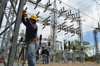 Subestación electrica