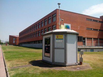 estacion calidad aire