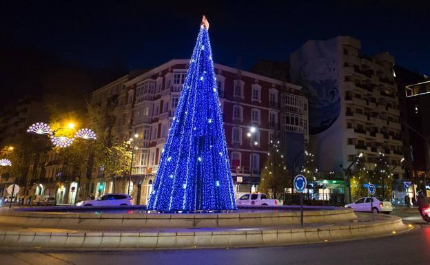 Navidad en Logroño