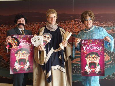 Logroño se vuelca con el Carnaval 2018