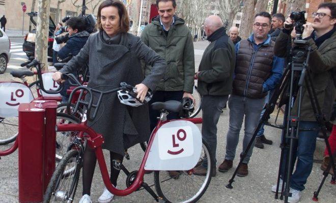 Nuevo Servicio BiciLOG