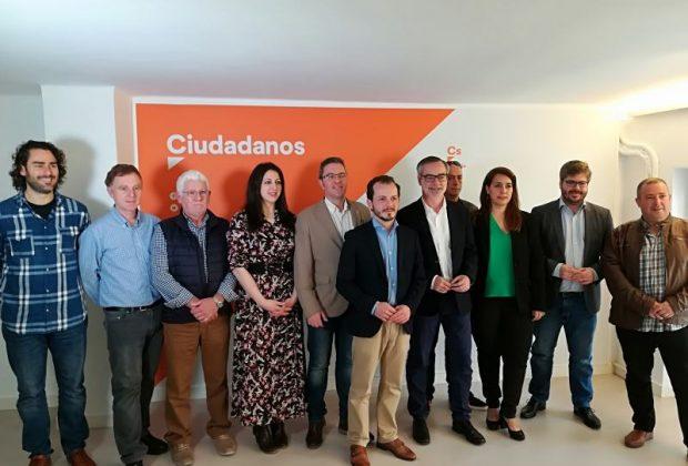 Comité Autonómico Cs La Rioja y Villegas