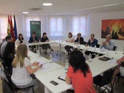 Reunión Comisión Seguimiento Renta Ciudadanía