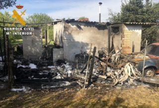 Fuego en Alfaro