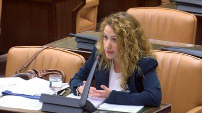 Sara Carreño_Comisión de Fomento