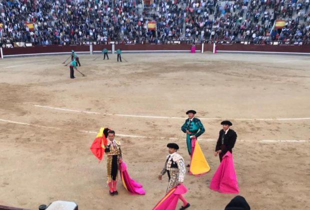 Diego Urdiales en las Ventas