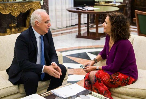 Reunión ministra Hacienda 3