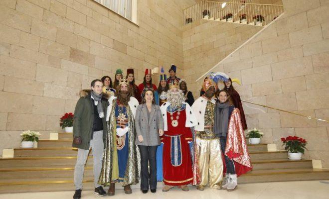 Foto Ayuntamiento Reyes Magos