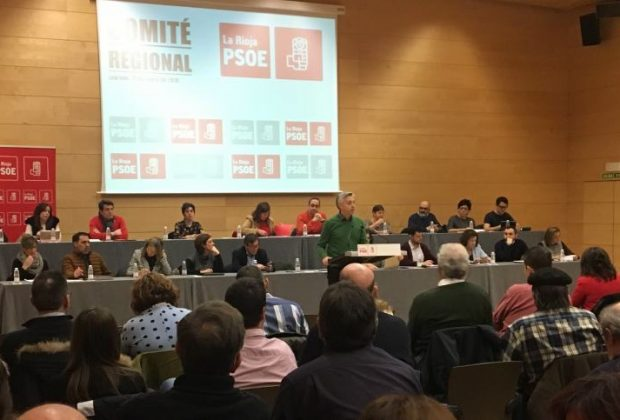 comité regional PSOE