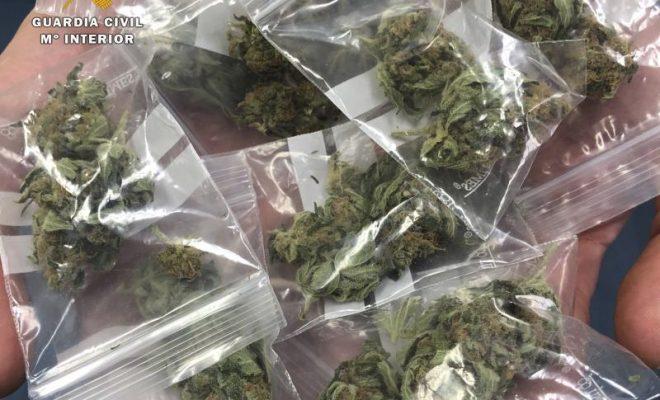 Marihuana venta menor 16 años