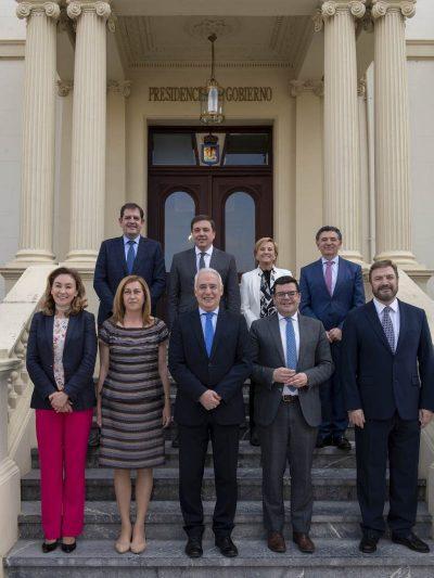 Fotografía del Gobierno regional