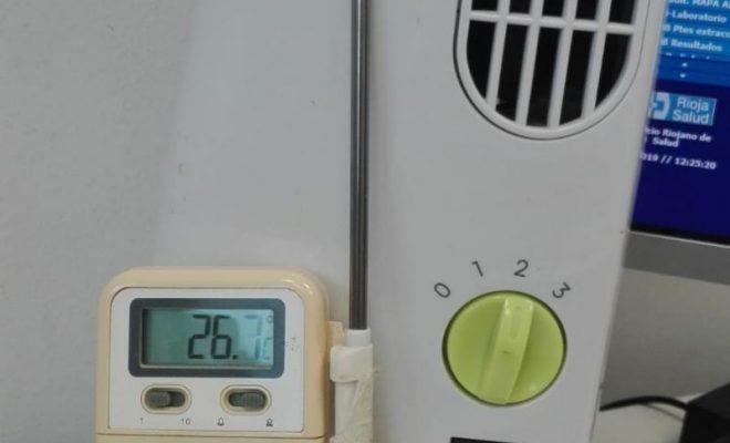 Temperatura hoy en Hemodiális HSP