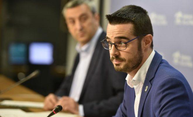 Alberto Espiga, director general de Justicia e Interior