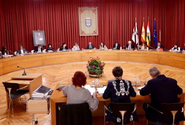 Pleno ordinario de noviembre (7-11-19)