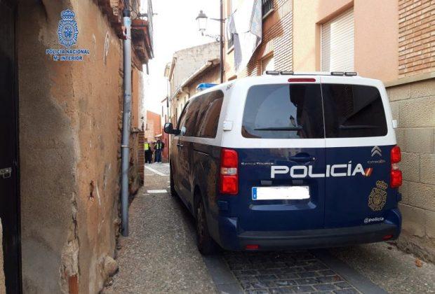 Policia Nacional Navarrete