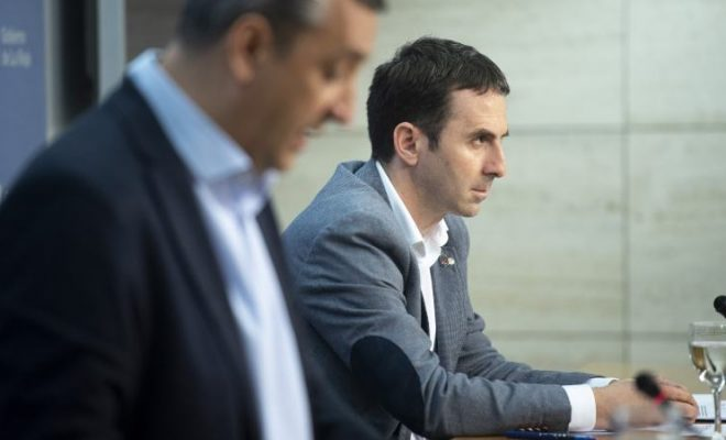 Jesús Ángel Zamajón director general de Vivienda