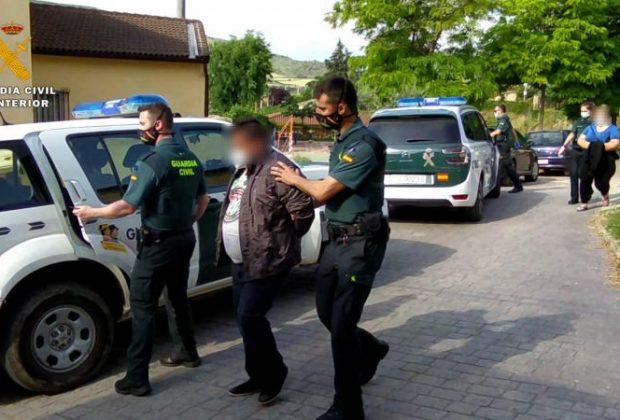 Detenido explotacion laboral