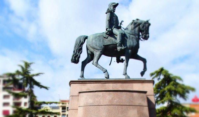Alcalde y concejal de Patrimonio_125 aniv. monumento Espartero