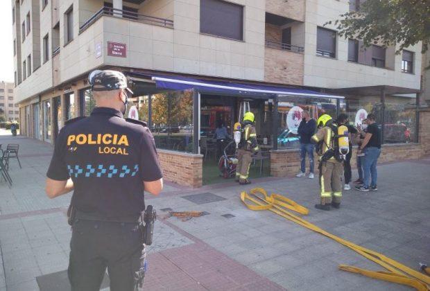 Policía+Bomberos