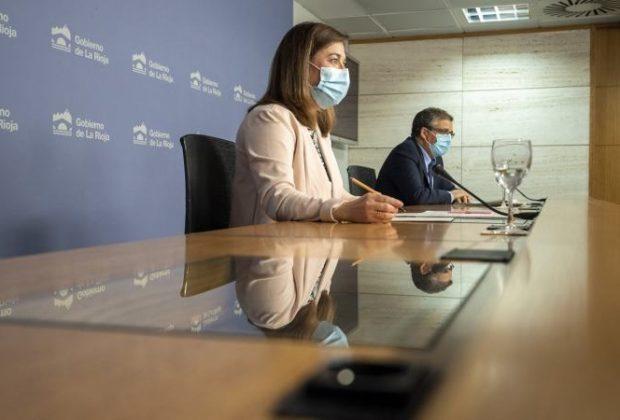 Sara Alba y Pablo Rubio